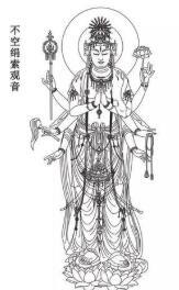 不空绢索观音心咒是普传咒还是密宗咒