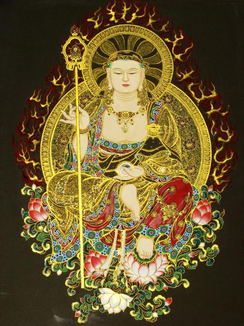 地藏菩萨的功德利益