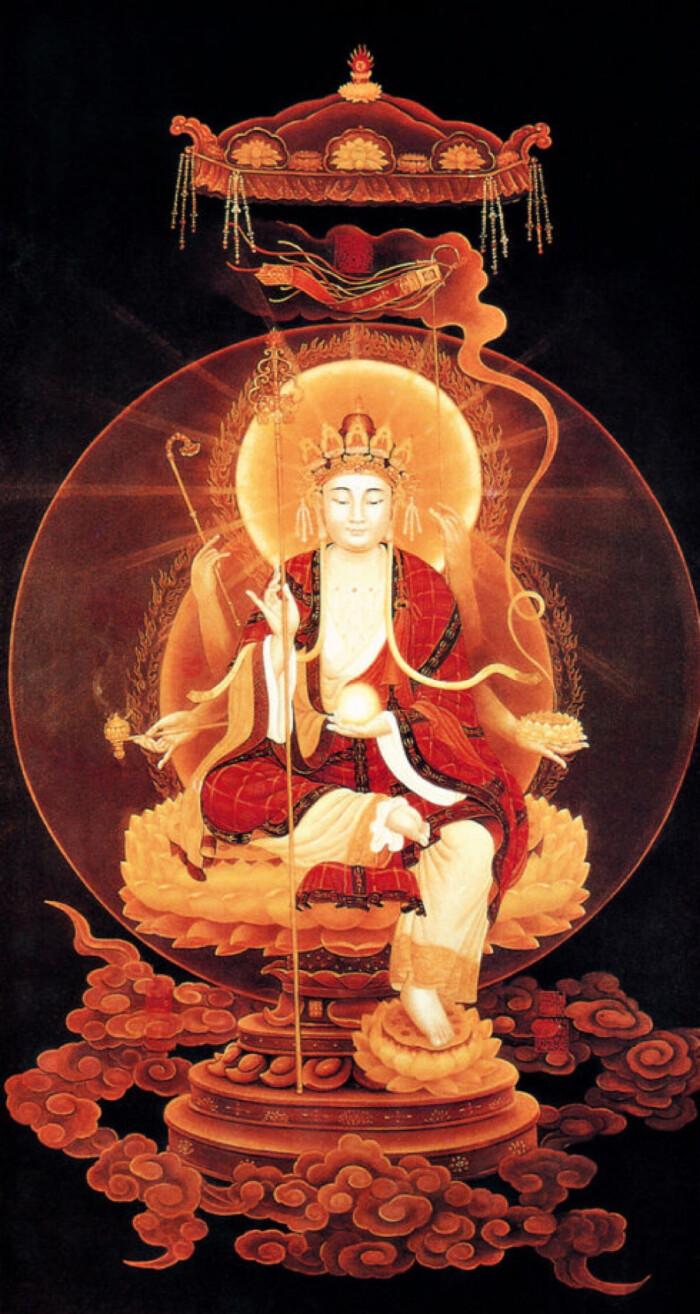 地藏菩萨的特别功德