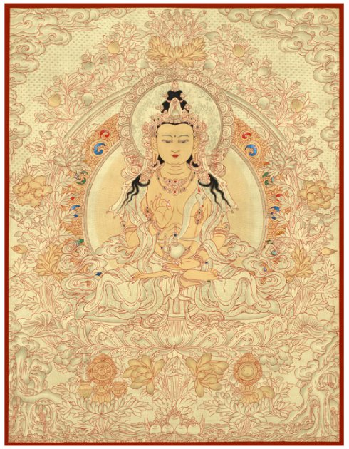 弥勒菩萨之弥勒的思想和慈氏由来