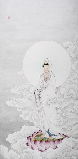 白衣观音的象征意义