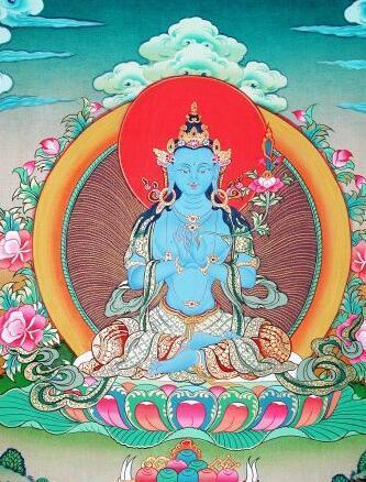 五大虚空藏菩萨对应的世间利益