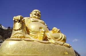 弥勒菩萨的形象代表什么