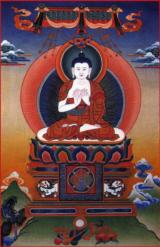 阿弥陀佛和大日如来是什么关系?