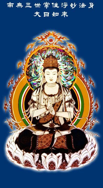 大日如来和释迦牟尼佛像有什么区别吗?