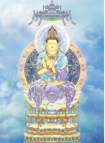 大日如来毗卢遮那佛,为何被称为清净法身佛
