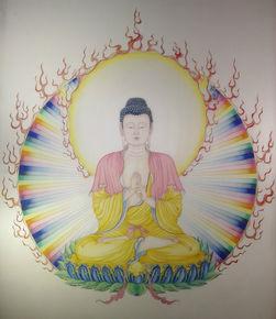 毗卢遮那佛心咒的功德利益