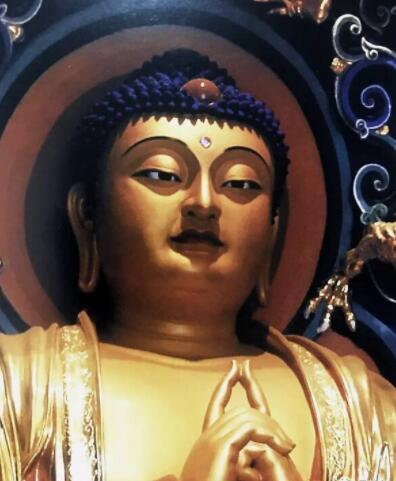 毗卢遮那佛咒及手印