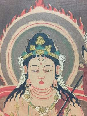 大自在菩萨--把自己打造成显灵的菩萨