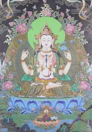 大自在菩萨--如何念佛更能得到利益