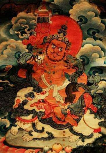 昆沙门天是古印度的财神爷吗