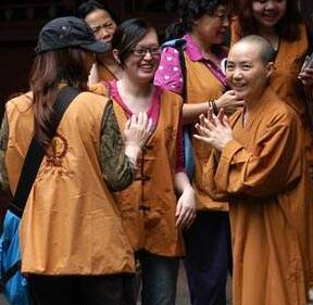 比丘尼是对佛教中哪一类人的称呼