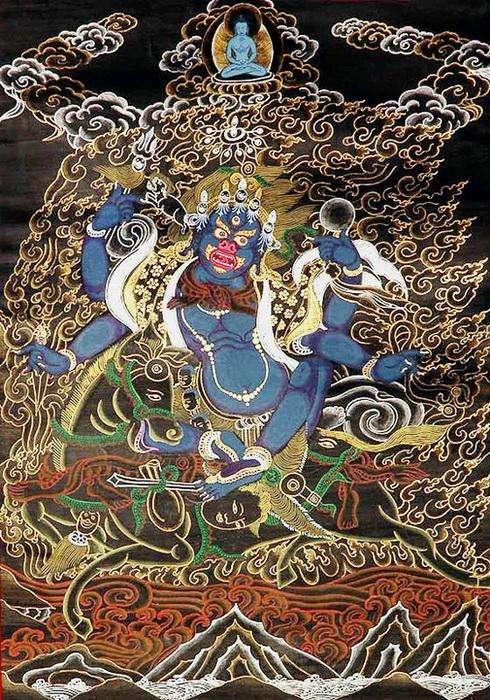 佛教中的护法神是什么