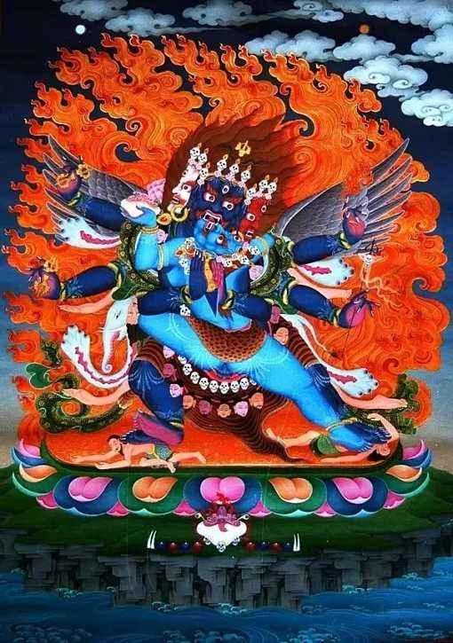 佛教都有哪些护法神