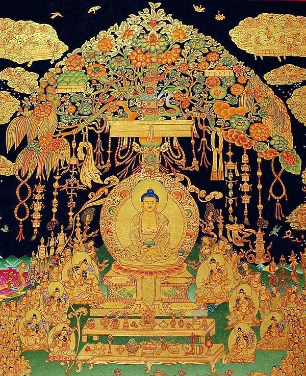 佛教中各果位的涵义