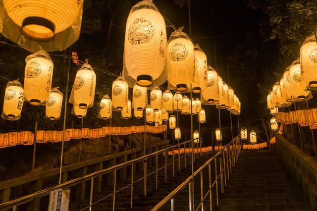 七月半——盂兰盆节
