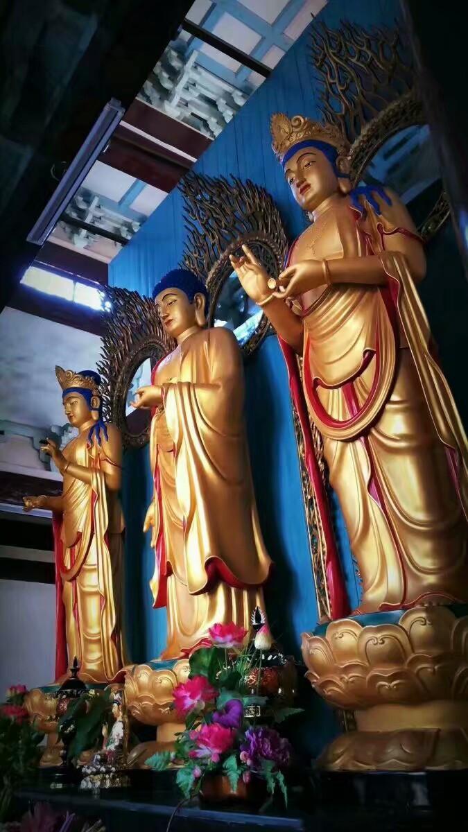 持名念佛的五种层次