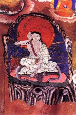藏传佛教中注重传承的噶举派