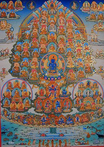 藏传佛教概述 —— 噶举派