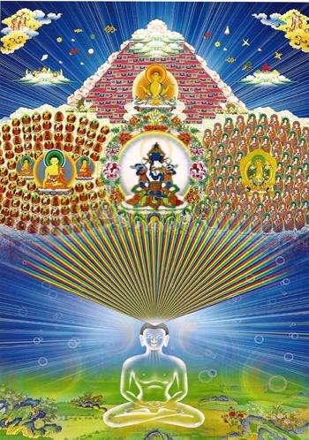 读《地藏经》受地藏菩萨灌顶的感应