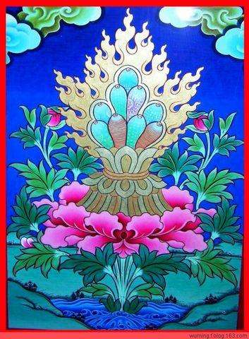 佛经中的轮王七宝指的是什么