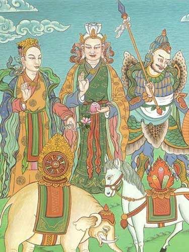 轮王七宝的含义是什么